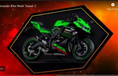 Tunggu ya, Sebentar Lagi Kawasaki Ninja 250 4 Silinder akan Meluncur di Pasaran - JPNN.com