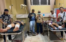 Dua Perampok Sopir Truk Terkapar Diterjang Timah Panas, nih Fotonya - JPNN.com