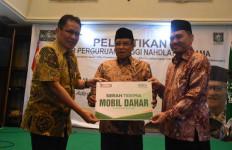 NU dan Indomaret Lepas Mobil DAHAR Menuju Sulteng - JPNN.com
