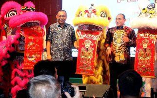 Akhyar Akui Warga Etnis Tionghoa Memiliki Kontribusi Signifikan di Kota Medan