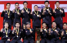 Saat Indonesia Juara Asia, di Piala Thomas Kandas, Bagaimana 2020? - JPNN.com