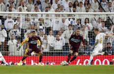 Real Madrid Terpeleset - JPNN.com