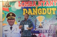 Plt Wako Medan: Musik Menyatukan Kita, Mari Bersukacita - JPNN.com