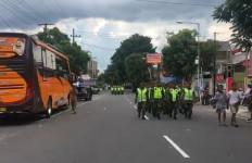 Piala Gubernur Jatim 2020: Ribuan Bonek Sudah di Blitar, Kapolres Bilang Begini - JPNN.com
