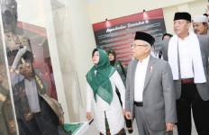 Wapres Ajak Generasi Milenial Mengenal Peninggalan Rasul - JPNN.com