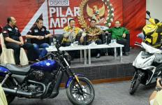 MPR-MBI Sosialisasi Empat Pilar Berhadiah Harley Davidson - JPNN.com