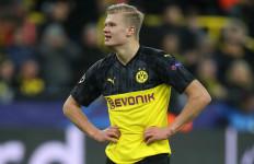 Borussia Dortmund Pukul PSG, Erling Haaland Ukir Rekor Gila - JPNN.com