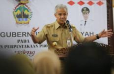 Ganjar Pranowo: Percayalah pada Ikhtiar, Doa, dan Restu Orang Tua - JPNN.com