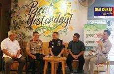 Bea Cukai Pekanbaru Ajak Hijaukan Zona Merah Perdagangan Satwa - JPNN.com