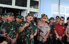 11 Pucuk Senjata Milik Prajurit TNI AD Kemungkinan Diamankan Masyarakat - JPNN.com