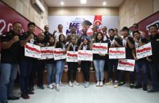 Menpora Beri Beasiswa kepada Atlet Angkat Besi Peraih Medali - JPNN.com