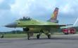 TNI AU Memperbarui Pesawat Tempur F-16 jadi Lebih Canggih