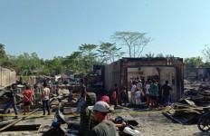 20 Unit Rumah di Desa Ujung Aceh Singkil Ludes Terbakar - JPNN.com