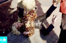 Katy Perry Terjatuh saat Terjadi Ledakan Gas di Audisi American Idol - JPNN.com