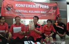PDIP Se-Pulau Dewata Kompak Menghadirkan Festival Kuliner Bali 2020 - JPNN.com