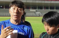Timnas Indonesia Takluk Dari Persita, Shin Tae Yong Bilang Begini - JPNN.com