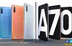 Kabar Gembira, Samsung Galaxy A70 Bisa Update Android 10 - JPNN.com