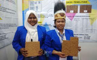 Bikin Rumah jadi Adem, 2 Siswi Papua Masuk Final ISPO 2020