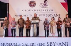 Susilo Bambang Yudhoyono Bangun Museum dan Geleri Seni SBY-Ani - JPNN.com