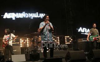 Tampil Solo di Love Fest 2020, Armand Maulana: Tolong Hafal Lagu Saya