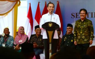Presiden Jokowi Berharap Aceh Menggunakan Anggaran dengan Baik