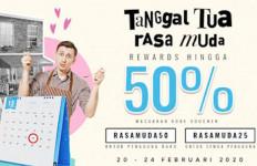 Promo Tanggal Tua Rasa Muda Beri Keuntungan Double - JPNN.com