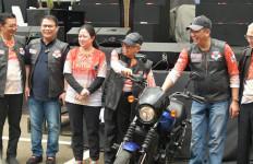 Riding Kebangsaan, MPR Berharap Nilai-Nilai 4 Pilar Hidup di Komunitas Bikers - JPNN.com
