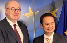 Komisioner Dagang Uni Eropa Apresiasi Wamendag Terkait IEU CEPA - JPNN.com