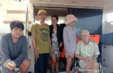 Kapal WNA Terdampar di Pulau Bengkalis Riau - JPNN.com