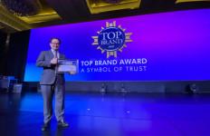 Comforta Raih Top Brand Award 6 Tahun Beruntun - JPNN.com