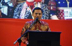 Ma'ruf Cahyono Ajak Alumni FH Unsoed Ikut Menjaga NKRI - JPNN.com