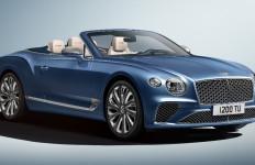 Bentley Continental GT Mulliner Convertible Hadir Sebagai Puncak Kemewahan - JPNN.com