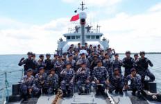 Giliran Prajurit KRI Nala-363 Mendapat Motivasi dari Danguspurla Koarmada II - JPNN.com