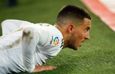 Eden Hazard Bakal Absen Saat Real Menjamu City dan Barcelona - JPNN.com