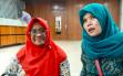 Mbak Titi dan Bu Nunik Honorer K2 Rela Datang dari Kampung Halaman Memantau Rapat di DPR