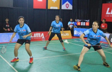 LIMA Badminton GJC Season 8 Dijamin Ketat - JPNN.com