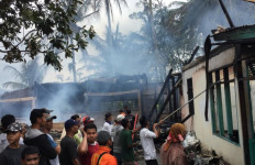 Berita Duka, Asra Hadi Meninggal Dunia dalam Kebakaran Hebat di Solok - JPNN.com