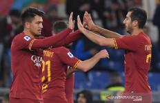 Roma Taklukkan Tim Tamu dengan Skor 4-0 - JPNN.com