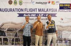 BIJB Tambah Rute Penerbangan Internasional, Bea Cukai Siap Beri Pelayanan dan Pengawasan Maksimal - JPNN.com