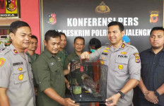 Polisi Bongkar Penjualan Hewan Dilindungi, 2 Pelaku Ditangkap - JPNN.com
