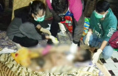 Istri Histeris Temukan Mayat Suami dengan Kondisi Usus Terburai dan Anunya Terpotong - JPNN.com
