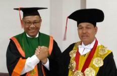 Diwisuda, Akhyar Siap Mengaplikasikan Ilmunya untuk Membangun Kota Medan - JPNN.com
