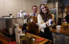 Jabarano Cafe di Australia Menjual Kopi Jabar, Ridwan Kamil: Akan Mendunia - JPNN.com