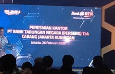 BTN Relokasi Kantor Cabang di Kuningan Jakarta - JPNN.com