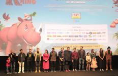 Majukan Industri Kreatif, Larutan Penyegar Cap Badak Dukung Film Riki Rhino - JPNN.com