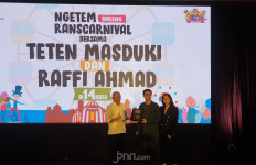 Raffi dan Nagita Bantu Kemenkop UKM Promosikan Rans Carnival - JPNN.com