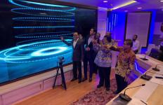 Menteri LHK-Komisi IV DPR Resmikan Media Center Ditjen PPKL - JPNN.com