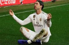Bursa Transfer: Sergio Ramos ke PSG, Bek Arsenal Pergi - JPNN.com