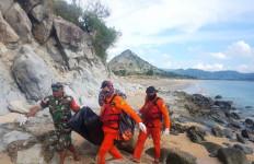 Jasad Burhanudin Terdampar di Pantai Tanjung Pasir - JPNN.com