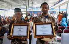 2 Penolong Siswa SMPN 1 Turi Sleman dengan Berat Hati Menerima Penghargaan - JPNN.com